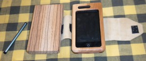 Wax Tablet Style iPhone Cover